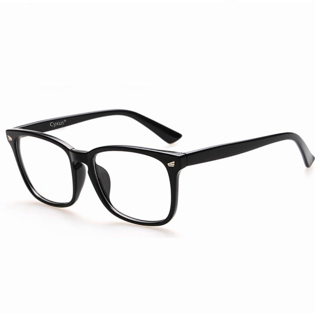 bc5821e617 Cyxus Blue Light Filter Computer Glasses for Blocking UV Headache  Anti Eye  Fatigue  Vintage Eyeglasses