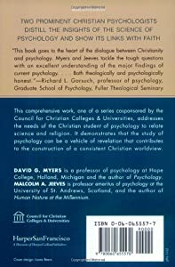Psychology Through the Eyes of Faith