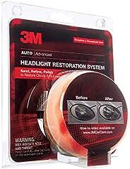 3M Headlight Lens Restoration System, (39008)