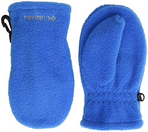 Columbia Kid's Toddler Fast Trek Mitten Accessory, Super Blue, One Size