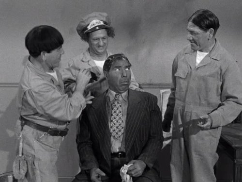 Amazoncom Watch The Three Stooges Collection 1952 1954