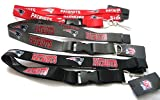Granny's Best Deals (C) Patriots 3 Lanyards Combo (Red,Charcoal Gray, and Black)-New!