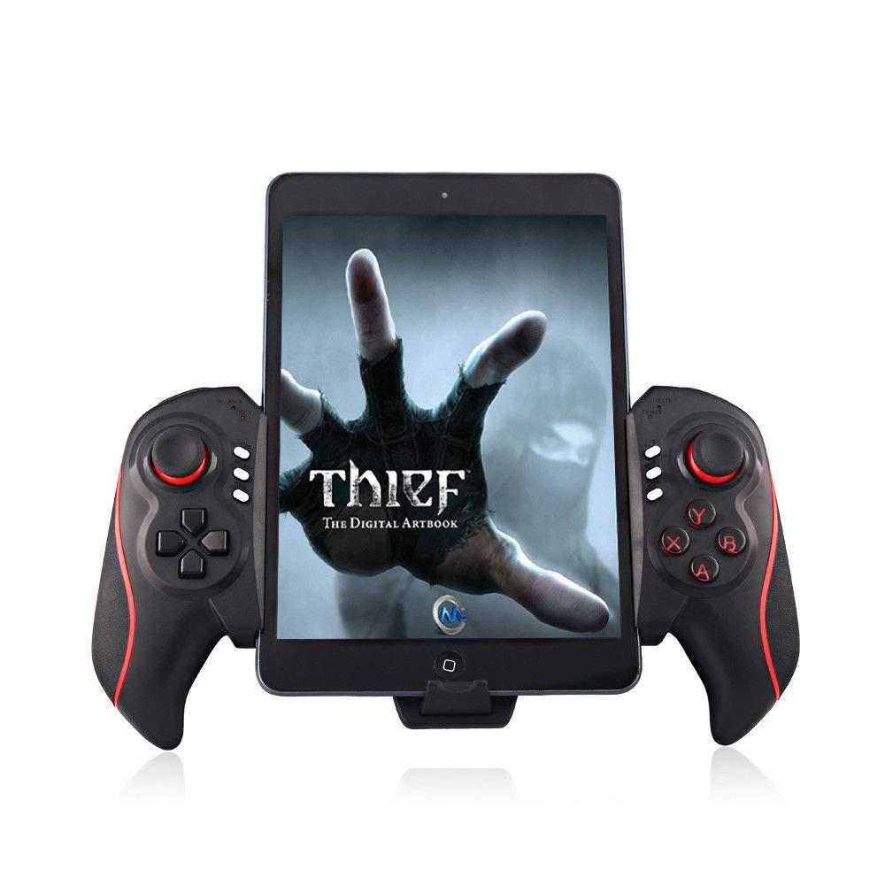 FidgetFidget iPega ワイヤレス Bluetooth ゲームパッド ゲーム コントローラー ジョイスティック ジョーパッド iOS Android用 B07K7DNLGD