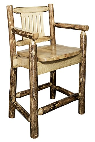 Montana Woodworks MWGCBSWCAS24 Glacier Country Collection Co