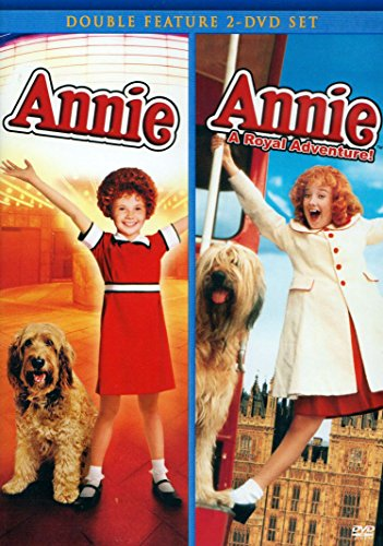 Annie / Annie: A Royal Adventure! (Double Feature 2-DVD Set)
