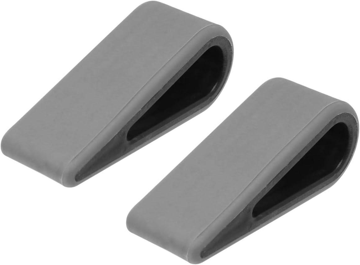NUOBESTY Mini radiatore supporto per laptop laptop 2pcs supporto di sollevamento cavo regolabile supporto per notebook bianco