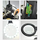 LED Light Helping Hands Magnifier Station - FEITA
