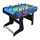 "Hathaway Gladiator 48"" Folding Foosball Table"