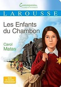 Les Enfants du Chambon par Carol Matas