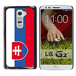 - Flag - - Hard Plastic Protective Aluminum Back Case Skin Cover FOR LG G2 D802 Queen Pattern