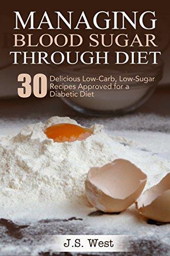 Diabetes Managing Delicious Low Carb Low Sugar ebook