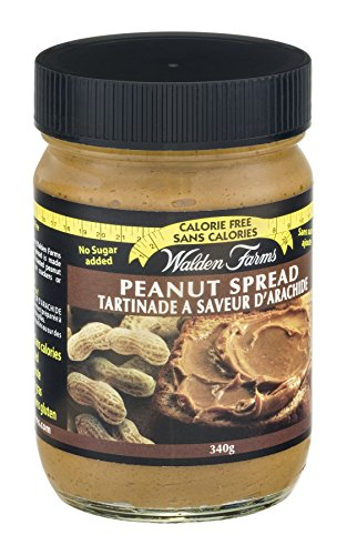 Walden Farms Peanut Spread Calorie Free 12 OZ (Pack of 18)