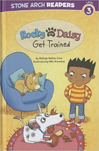 Read online Rocky and Daisy Get Trained (My Two Dogs) PDF