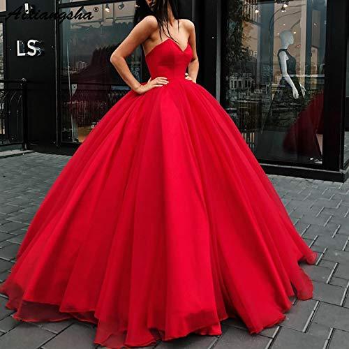 Monalia Womens Evening Dress Sweetheart Bandage A-Line Wedding Gown