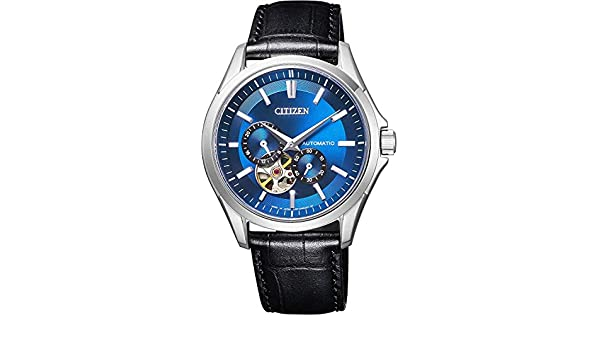 Amazon.com: Citizen Watch CITIZEN COLLECTION Citizen collection Mechanical Royal Blue Collection NP1010-01L1J Men: Toys & Games