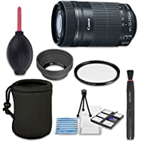 Canon EF-S 55–250mm f/4–5.6 IS STM Lens - International Version (No Warranty)