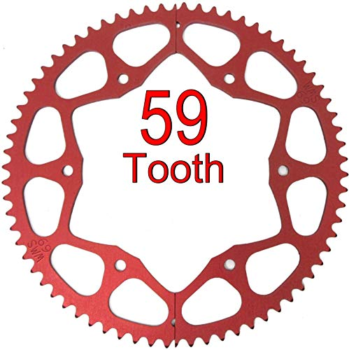 FidgetKute 59T Tooth #35 Chain Split Sprocket Two 2 for sale  Delivered anywhere in Canada