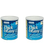 TWO PACK of Thick and Easy Food Thickener 225g by Hormel Health Labs