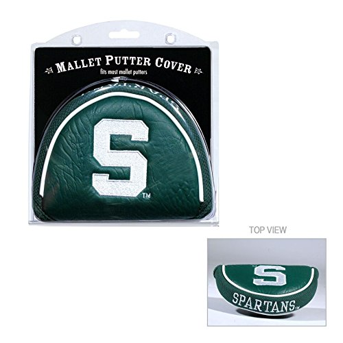 Michigan State Mallet Putter Cover - 2