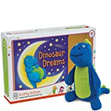 img - for Dinosaur Dreams: Knitty Bitties Keepsake Book & Knit Toy book / textbook / text book