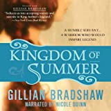 Front cover for the book Kingdom of Summer by Gillian Bradshaw