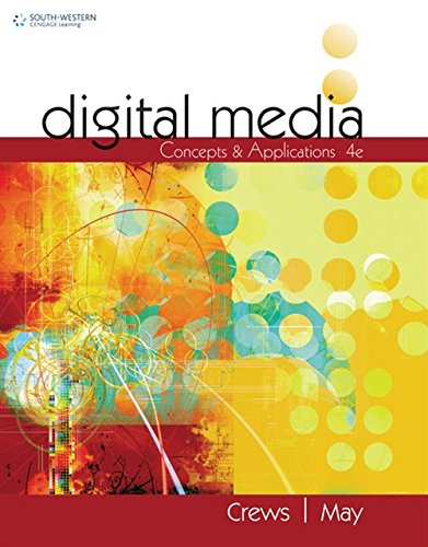 Digital Media: Concepts and Applications by Cengage Learning
