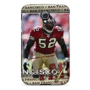 Awesome Design San Francisco 49ers Hard Case Cover For Galaxy S4