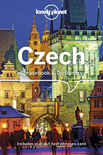Lonely Planet Czech Phrasebook & Dictionary...