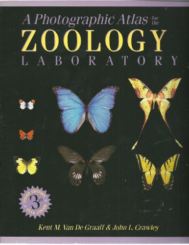 Photographic Atlas For The Zoology Lab