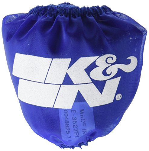 K&N E-3527PL Air Filter Wrap, Blue
