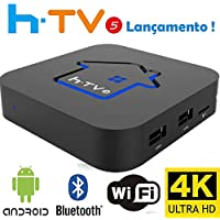 GD HTV-5 CANAIS DO BRAZIL Português Brasileiro Android IPTV 4K ULTRA HD Filmes OnDemand and Adulto TV Brasileiros with 16.1 Jarvis
