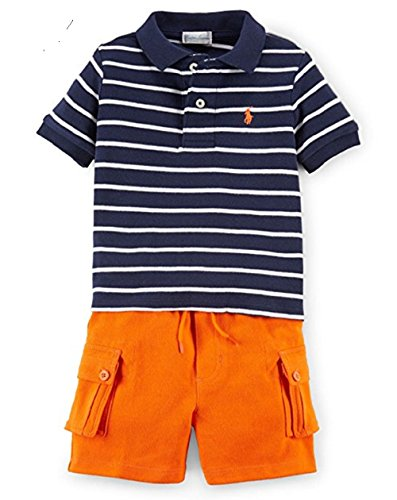 Ralph Lauren Striped Shirt Shorts product image