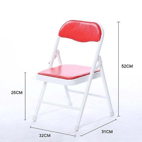 silla plegable portátil Taburete plegable de los niños ...