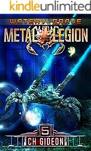 Metal Legion (5 book series) Kindle Edition