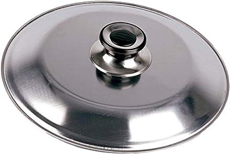 LS - Tapa para Sartenes - Tapa Volteatortillas - Inox - 30 cm