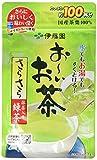 Itoen Oi Ocha Green Tea, Instant Japanese Green Tea 2.82oz Review