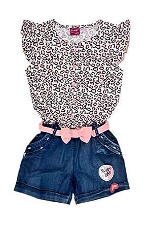 Flower Girl Girls Stylish Jumpsuit, Multicolor