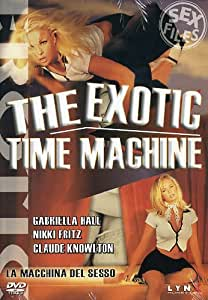 The Exotic Time Machine [Italia] [DVD]