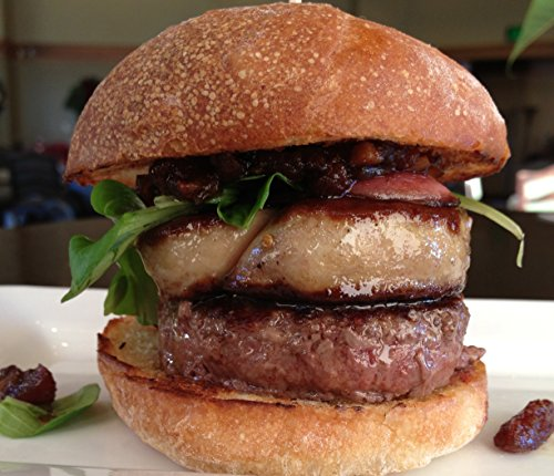 Wagyu Slider, Foie Gras and Duck Bacon - Silver Ray International