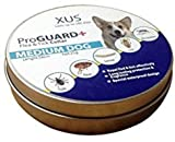 Dog Flea Treatment Collar - [New 2017 Version] Flea and Tick Collar for Small Dogs and Puppies - Best Natural Pet Protection Kills, Repels, & Prevents Fleas, Pests, Insects for 8 Months - Waterproof - Stops Bites & Itching