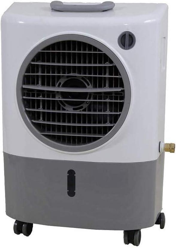 Hessaire MC18M Evaporative Cooler, Gray