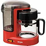 Cheap Tiger coffee maker (4 cup for) urban RU Red