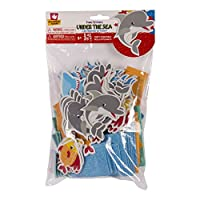 Creative Hands Sticker Bag Under the Sea Arts and Craft