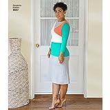 Simplicity Creative Patterns US8547Y5 Dresses, Y5
