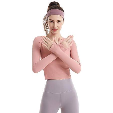 HCYTPL Yoga Top para MujeresRopa de la Aptitud de la Yoga ...