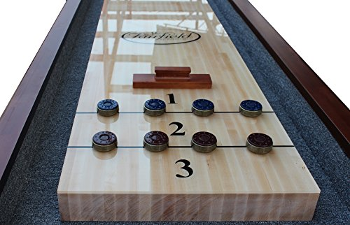 51Td13Fjq L amazon com playcraft charles river pro style shuffleboard table  at edmiracle.co
