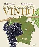 capa de Atlas Mundial do Vinho