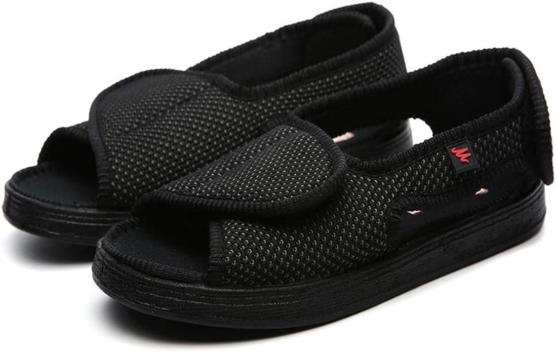 Lesvago Men's Diabetic Footwear Swollen