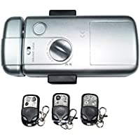 Electronic Remote Control Invisible Door Lock Automatically Intellisense Lock Dual Independent System