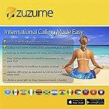 Zuzume International Calling Card   PINless, No